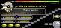 screenShot XBrainTour